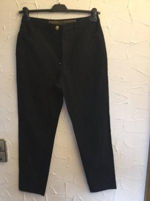 Bogner Jeans Pantalone elasticizzato nero Cotone