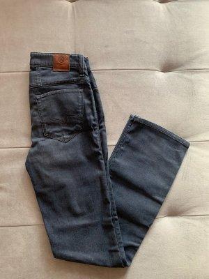 Bogner Jeans Jeans met rechte pijpen donkerblauw