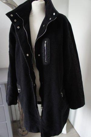 Bogner Fleece Coats black angora wool