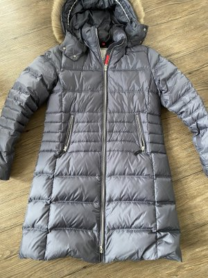 Bogner Down Coat grey violet