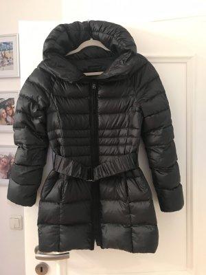 Sônia Bogner Abrigo de plumón negro