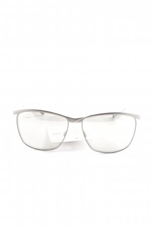 Bogner Angular Shaped Sunglasses grey street-fashion look