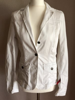 Bogner Fire + Ice Blazer court blanc