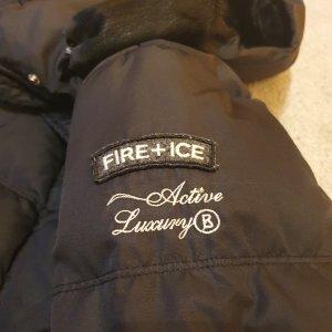 Bogner Fire + Ice Donsjas zwart