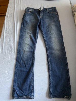 Bogner Fire + Ice Jeans stretch bleu acier