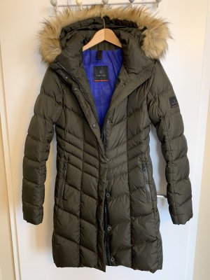 Bogner Fire + Ice Manteau en duvet taupe