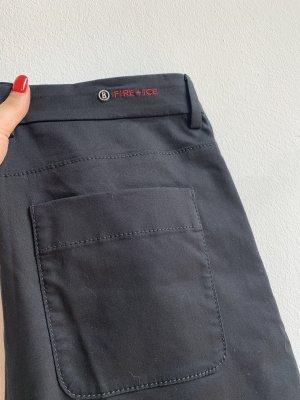 Bogner Fire + Ice Pantalon en jersey noir