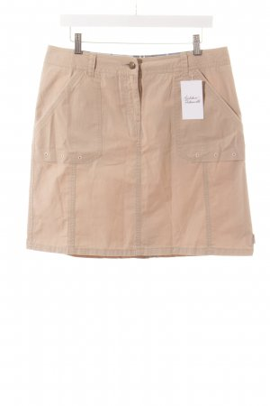 Bogner Fire + Ice Cargo Skirt oatmeal casual look