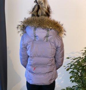Bogner Fire + Ice Daunenjacke Skijacke Flieder