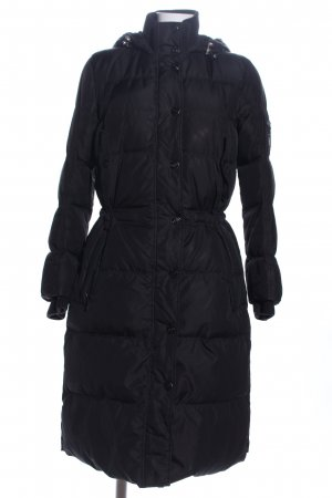 Bogner Fire + Ice Down Coat black quilting pattern casual look