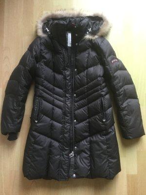 Bogner Fire + Ice Down Coat black brown