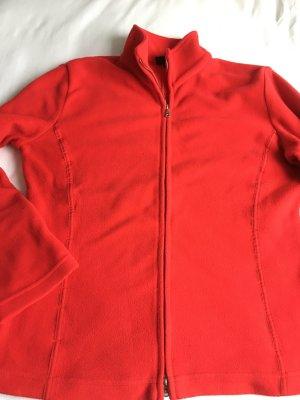 BOGNER FIRE&ICE Fleece Jacke Rot Gr. 38