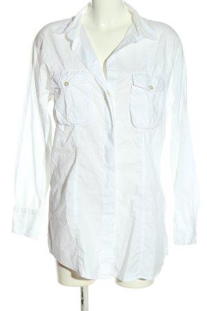 Bogner Fire + Ice Shirt met lange mouwen wit casual uitstraling