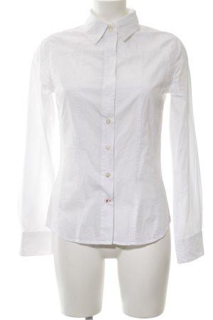 Bogner Fire + Ice Koszula z długim rękawem biały W stylu biznesowym
