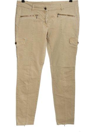 Bogner Fire + Ice Spodnie rurki kremowy W stylu casual