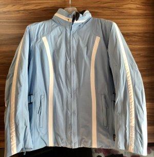 Bogner Fire + Ice Sportjack korenblauw-wit