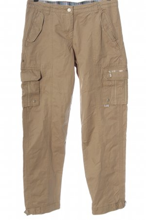 Bogner Fire + Ice Stoffhose creme Casual-Look
