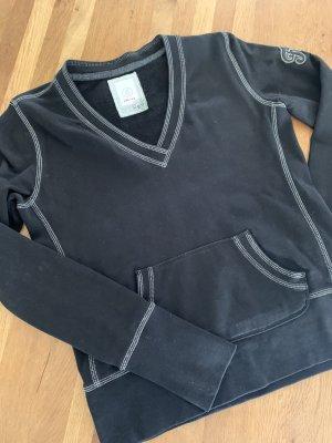 Bogner Fire + Ice Sweatshirt zwart-wit