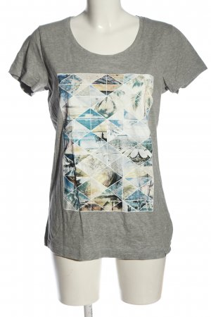 Bogner Fire + Ice T-Shirt meliert Casual-Look