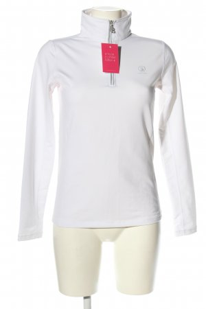Bogner Fire + Ice Jersey marinero blanco look casual