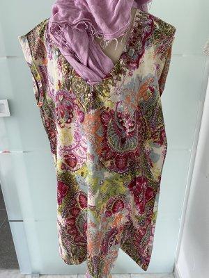 Bogner Fire + Ice Mini-jurk veelkleurig Katoen