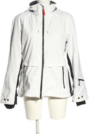 Bogner Fire + Ice Kurtka zimowa biały-czarny W stylu casual