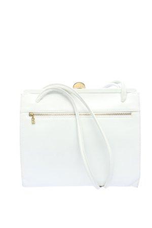 Bogner Handtasche weiß Business-Look