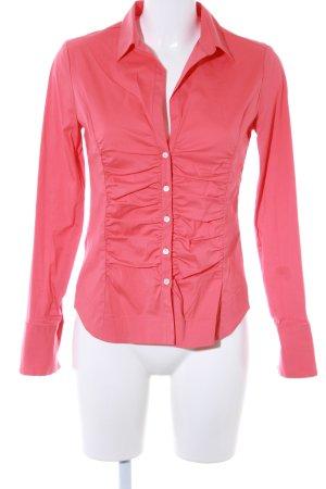 Bogner Hemd-Bluse hellrot klassischer Stil