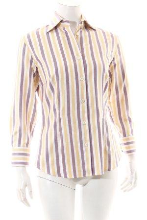 Bogner Hemd-Bluse Streifenmuster Casual-Look