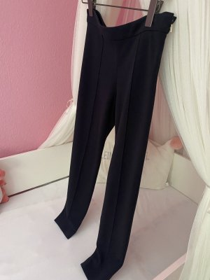 Bogner Stoffen broek donkerblauw