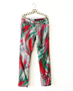 Bogner Jeans Five-Pocket Trousers multicolored