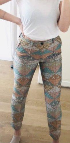 Bogner Pantalón de pinza multicolor