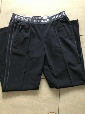 Bogner Jeggings dark blue polyester