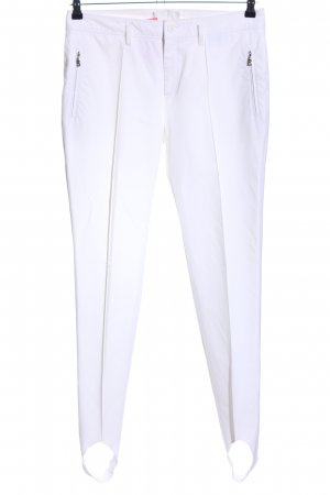 Bogner Low-Rise Trousers white casual look