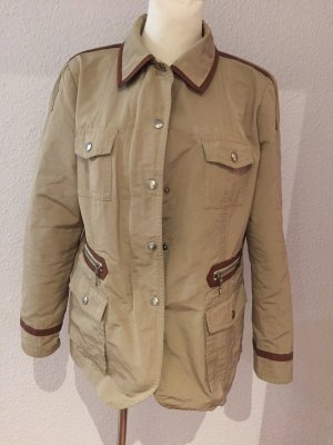 Bogner Long Jacket beige-brown