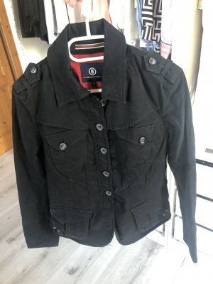 Bogner Jacke in schwarz, Übergangsjacke