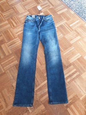 Bogner Jeans elasticizzati blu