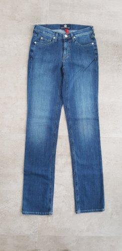Bogner Jeans Spijkerbroek blauw-staalblauw