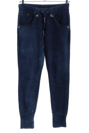 Bogner Jeans Baggy broek blauw casual uitstraling