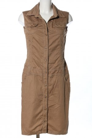 Bogner Jeans Cargo Dress brown casual look