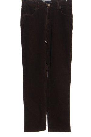 Bogner Jeans Corduroy broek bruin casual uitstraling