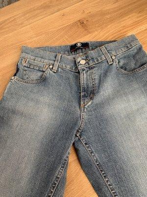 Bogner Jeans elasticizzati azzurro