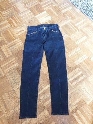 Bogner Jeans elasticizzati blu scuro
