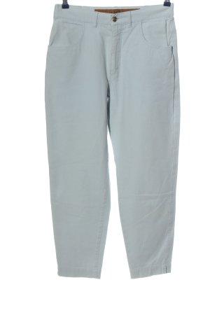 Bogner Jeans Jeans a vita alta turchese stile casual