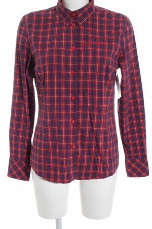 Bogner Jeans Houthakkershemd geruite print straat-mode uitstraling