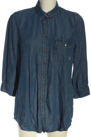 Bogner Jeans Spijkershirt blauw casual uitstraling