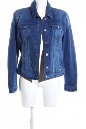Bogner Jeans Denim Jacket blue casual look