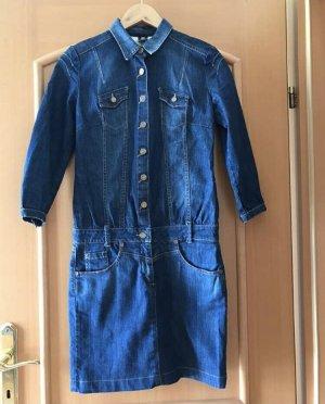 Bogner Jeans Jeansjurk blauw