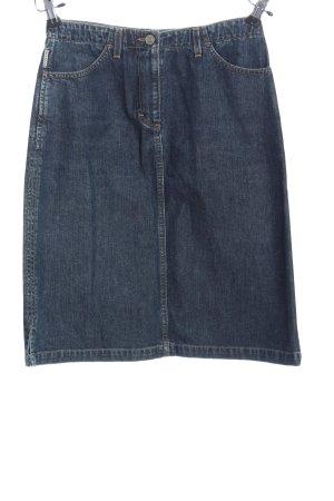 Bogner Jeans Gonna di jeans blu stile casual