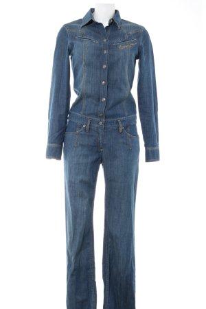 Bogner Jeans Jumpsuit blau Casual-Look